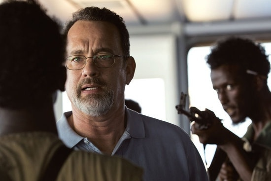 Tom Hanks em cena do filme