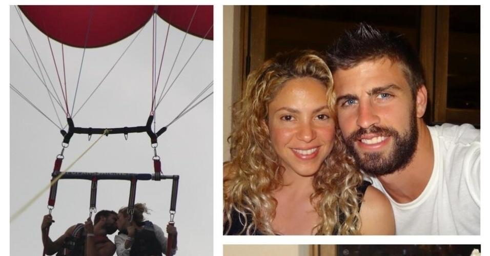 30.jul.2013 - Shakira mostra