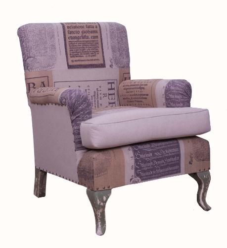 A poltrona The Time é feita de tecido juta e está à venda na In.Casa (www.incasadesign.com) por R$ 5.100 I Preços pesquisados em julho de 2013 e sujeitos a alterações