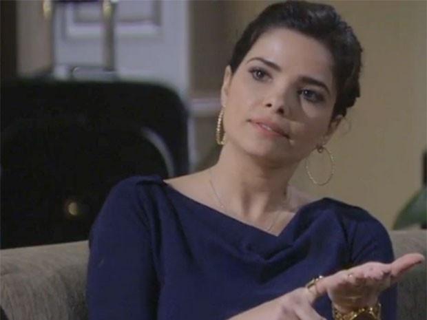 """Em """"Amor à Vida"""", Aline diz que pode provar que tem caso com César"""