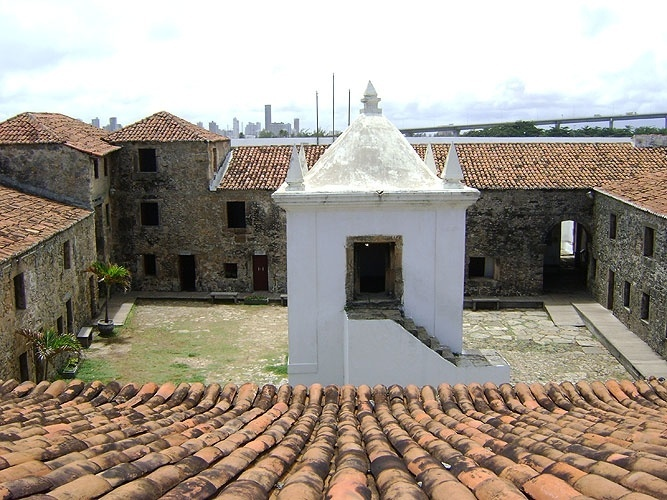 Em formato de estrela, o Forte dos Reis Magos começou a ser erguido em 6 de janeiro de 1598, Dia de Reis