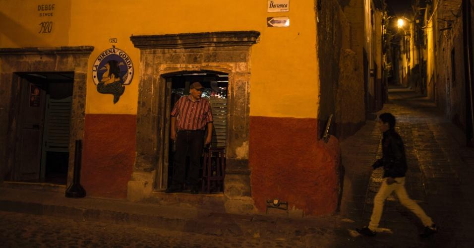 Artesanato San Miguel De Allende ~ Cidade de San Miguel de Allende tem passeios por 500 anos de história BOL Fotos BOL Fotos