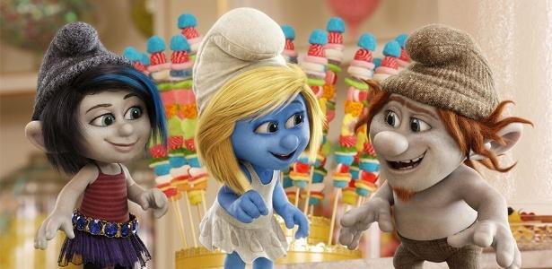 Ao tentar criar novos Smurfs, Gargamel deu origem à esperta Vexy e ao atrapalhado Hackus, dois Danadinhos