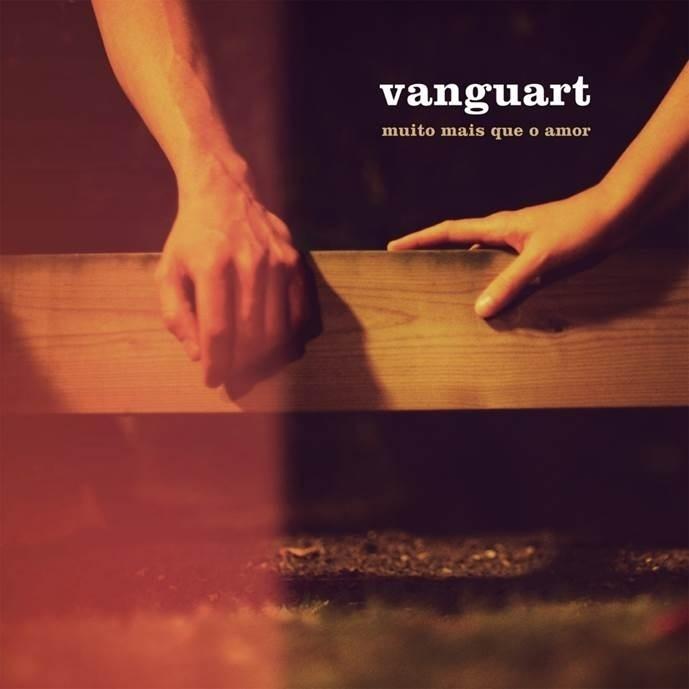 Capa do terceiro disco do Vanguart,