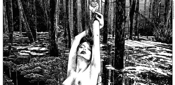 Ilustração publicada no tumblr da artista francesa Appolonia Saintclair - Reprodução/Tumblr