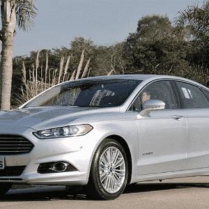 Ford Fusion Hybrid 2014 - Divulgação