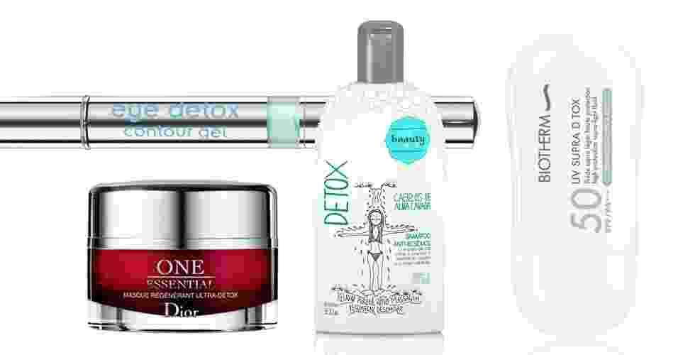 Guia de compras: moda detox chega aos cosméticos; veja opções - Divulgação