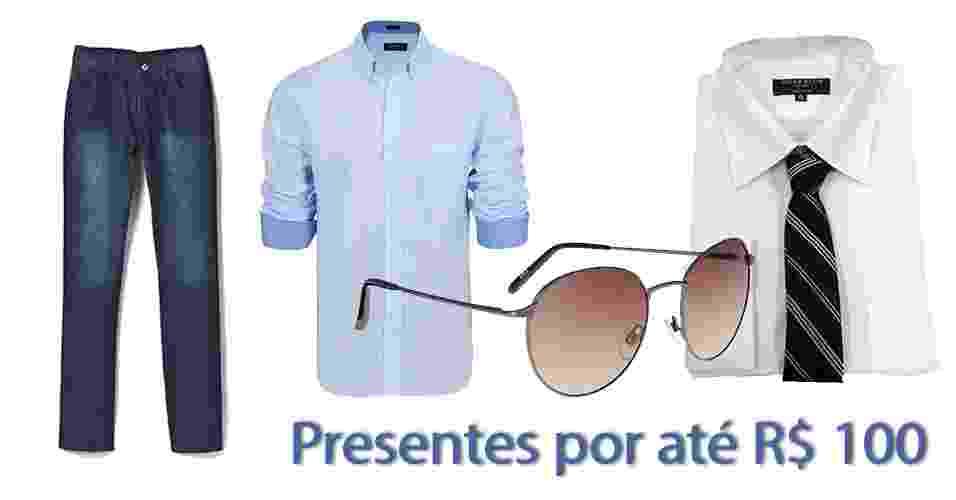 Veja sugestões de presentes por até R$ 100 - Divulgação