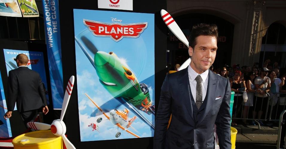 """5.ago.2013 -  """"Aviões"""" conta a história de Dusty (com voz de Dane Cook no original), um avião de pequeno porte que sonha em competir como piloto de alta altitude"""