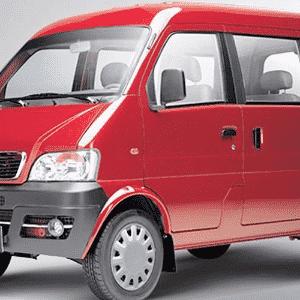 Dongfeng Minibus - Divulgação