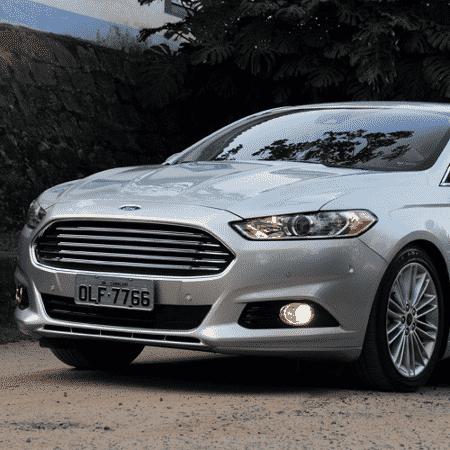 Ford Fusion Hybrid 2014 - Murilo Góes/UOL