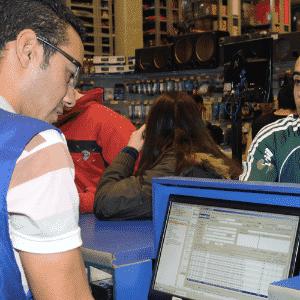 MercadoCar: Wellington Troise (à direita) - Murilo Góes/UOL