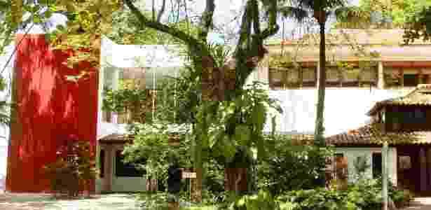 Fachada do Museu Casa do Pontal, localizado no Recreio dos Bandeirantes no Rio de Janeiro - Divulgação