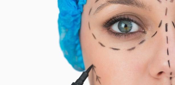 Embora o marketing em torno dos liftings faciais prometam 10 anos a menos, resultado de pesquisa apontou que, em média, os pacientes aparentam ser cerca de 3 anos mais jovens após o procedimento - Thinstock