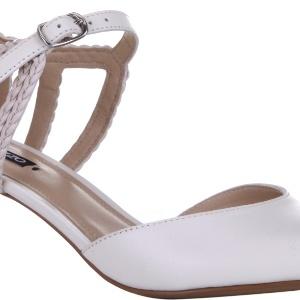 e50b30d2c Para todos os gostos: veja 100 opções de sapatos brancos para noivas · +93