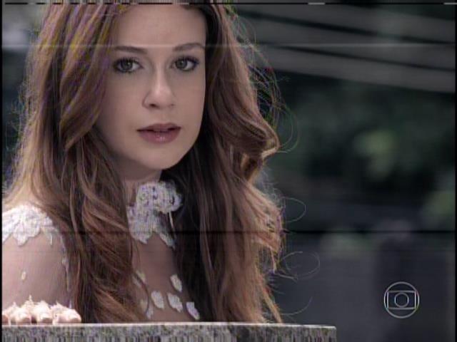 9.ago.2013 -  Espírito de Nicole aparece para Thales no cemitério