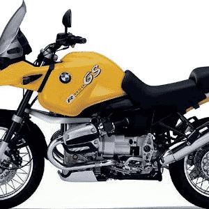 BMW R 1200 GS - Divulgação