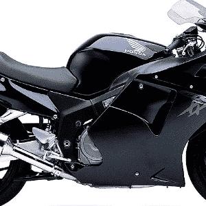 Honda CBR 1100 XX - Divulgação