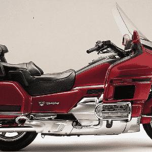 Honda Gold Wing 1500 - Divulgação