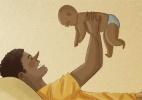 O nascimento de um pai - Paola Saliby/UOL