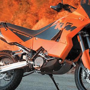 KTM 950 Adventure - Divulgação