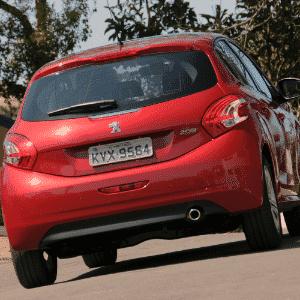 Peugeot 208 Griffe A/T - Murilo Góes/UOL