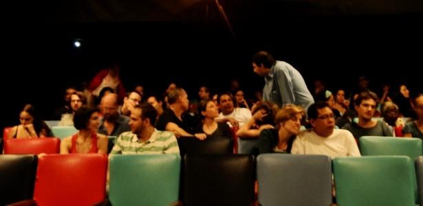 Sala de cinema do Cine Jóia em Copacabana (RJ) - Divulgação