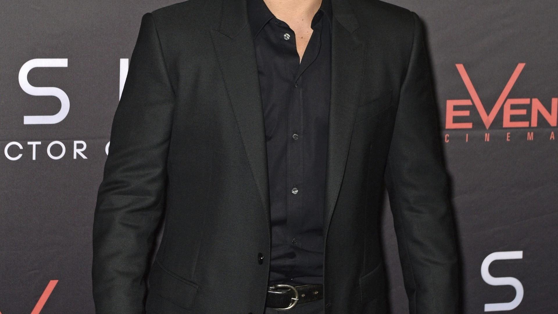 12.ago.2013 - O ator Matt Damon, protagonista de