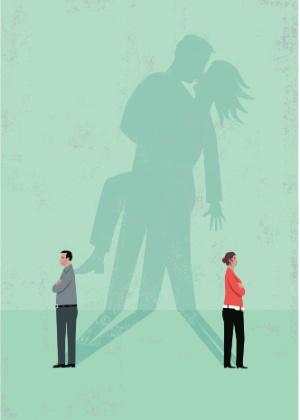 A terapia de casal dura, em média, três meses, mas há quem prefira continuar com as sessões - Thinkstock