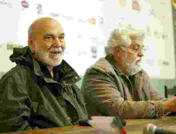 Felipe Panfili e Leo Marinho/AgNews