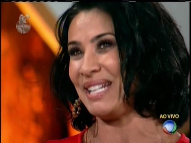 13.ago.2013 - Scheila Carvalho é eliminada com 35% dos votos