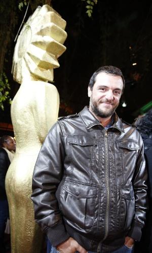 14.ago.2013 - Rodrigo Lombardi prestigia o Festival de Cinema de Gramado
