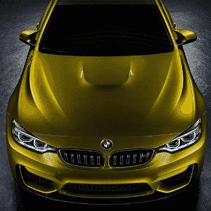 BMW M4 - Divulgação