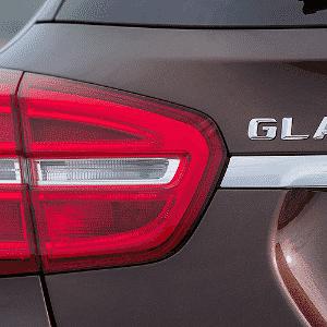 Mercedes GLA - Divulgação