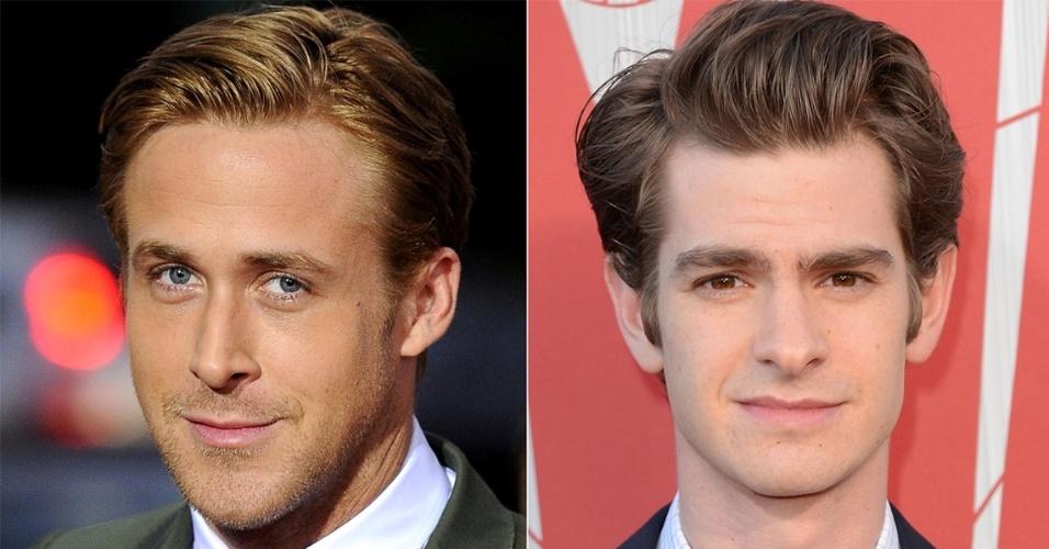 Ryan Gosling e Andrew Garfielfd