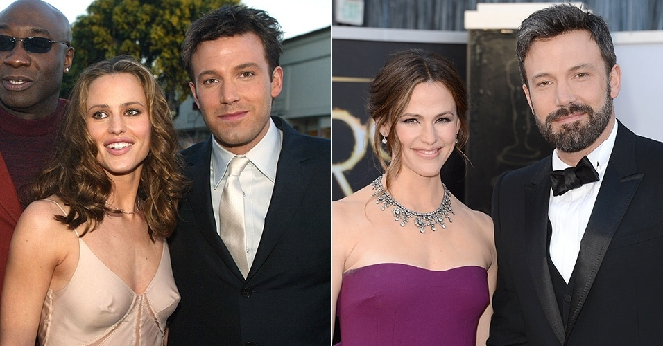 "Jennifer Garner e Ben Affleck começaram a namorar no set de ""Elektra"""