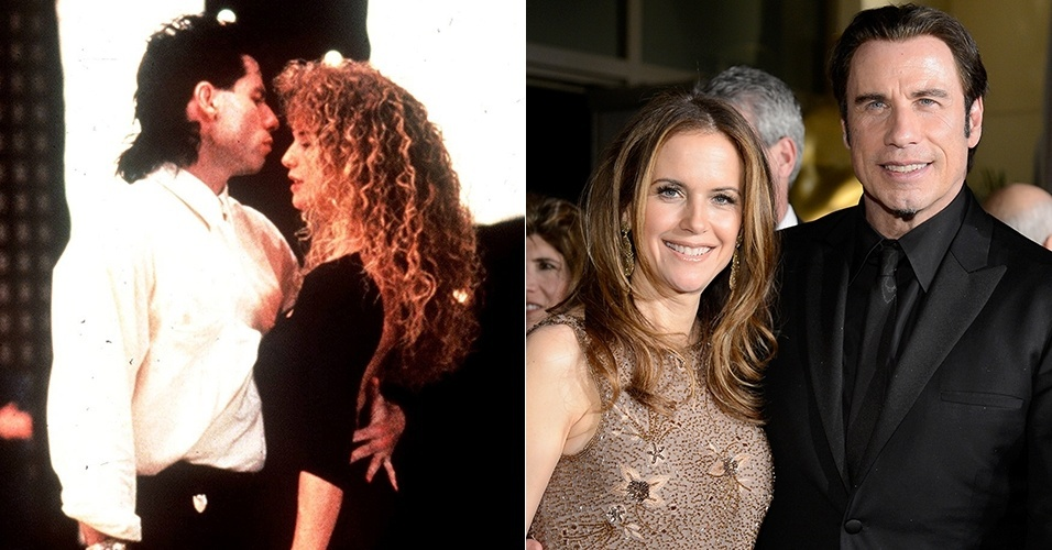 Kelly Preston e John Travolta