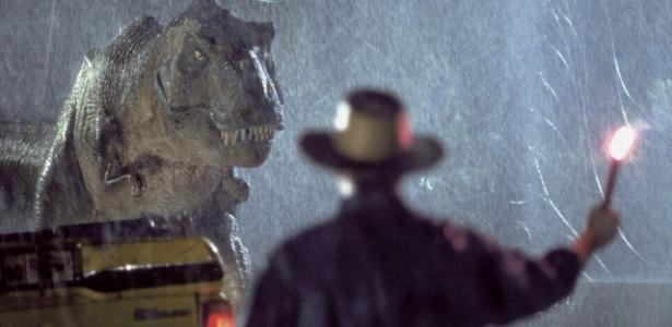 Preservação em âmbar inspirou criadores da franquia O Parque dos Dinossauros