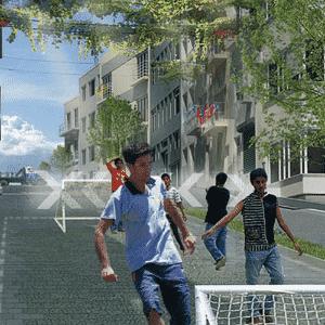 Projeto Audi Urban Future - Höweler+Yoon Architecture/Divulgação