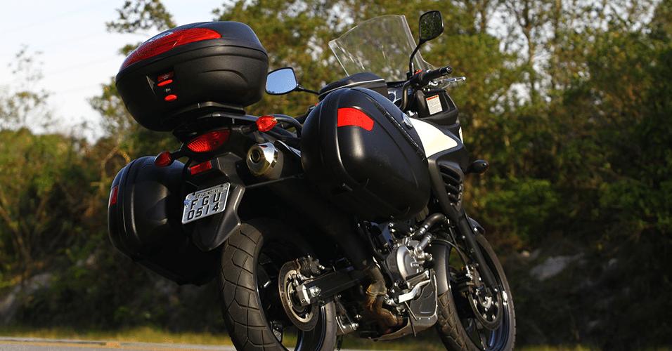 Suzuki V-Strom 650 ABS 2013