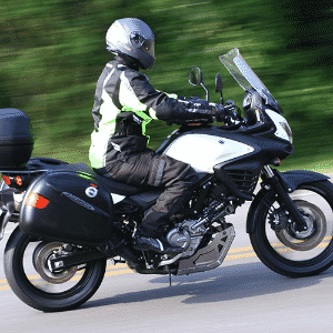 Suzuki V-Strom 650 ABS 2013 - Mario Villaescusa/Infomoto