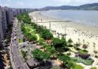 Santos espera bater recorde e receber mais de 1 milhão de turistas - Tadeu Nascimento/SETUR Santos