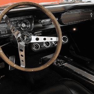 9º Encontro Nacional de Ford Mustang - Itu (SP) - Murilo Góes/UOL