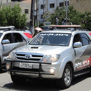 Ceará Toyota SW4 - Divulgação