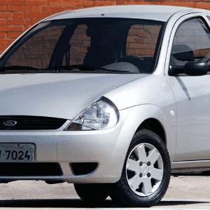 Ford Ka - Divulgação