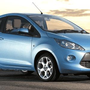 Ford Ka europeu - Divulgação