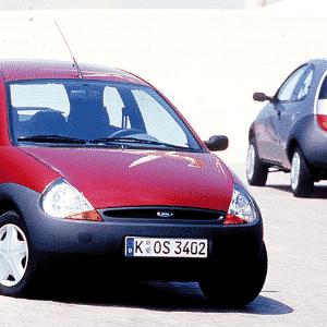 Ford Ka primeira geração 1997 - Divulgação