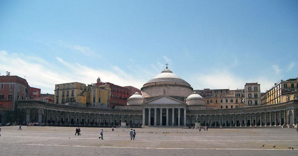 Divulgação/Prefeitura de Nápoles