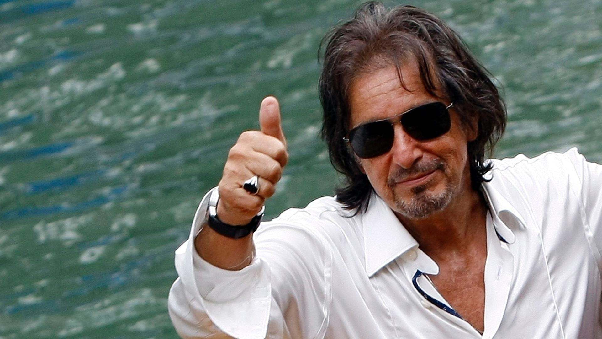 Como diretor, o filme mais recente de Al Pacino é a adaptação de