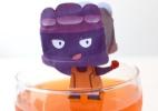 Faça um boneco 3D do guarda-costas Gelatino